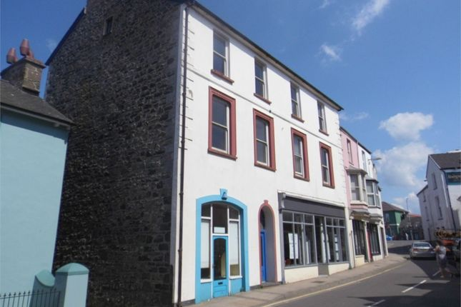 Thumbnail Town house for sale in 10 West Street, Fishguard, Pembrokeshire
