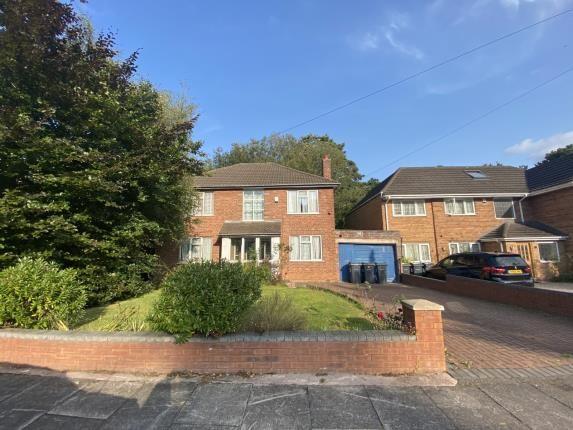 Thumbnail Detached house for sale in Moorcroft Road, Birmingham, West Midlands