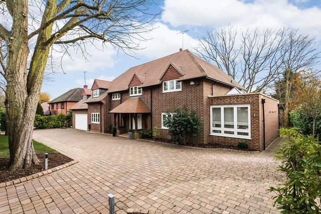 Thumbnail Property for sale in Gorse Hill Road, Wentworth, Virginia Water