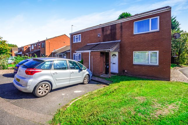 Thumbnail End terrace house for sale in Locket Close, Walsall