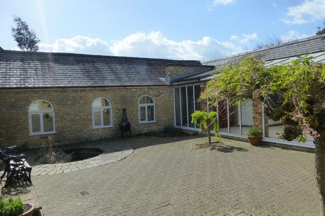 Thumbnail Barn conversion to rent in Blatherwycke Road, Bulwick, Corby
