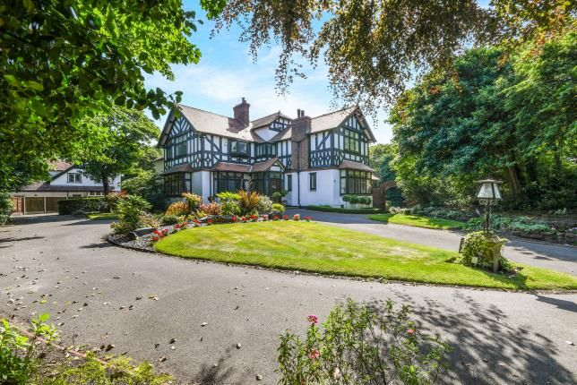 Thumbnail Detached house for sale in Warren Road, Blundellsands, Liverpool