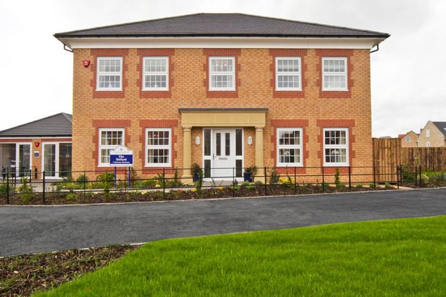 Thumbnail Detached house for sale in Plot 16, Milestone Road, Stratford-Upon-Avon