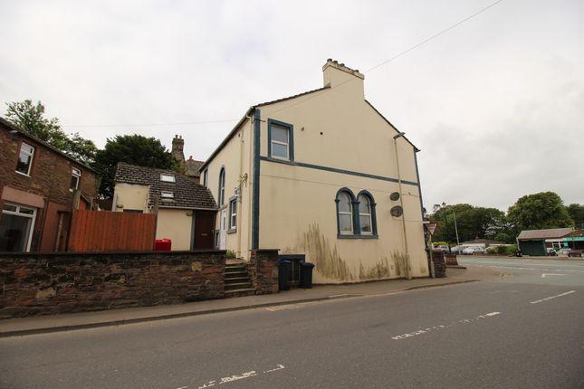 Outside of Hill House, Aspatria, Wigton, Cumbria CA7