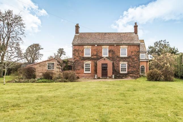 Detached house for sale in Burrowbridge, Bridgwater
