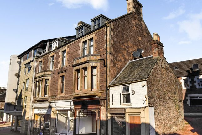 Thumbnail Flat for sale in West High Street, Crieff