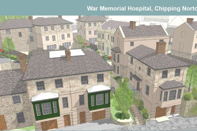 Thumbnail Land for sale in War Memorial Hospital, Chipping Norton