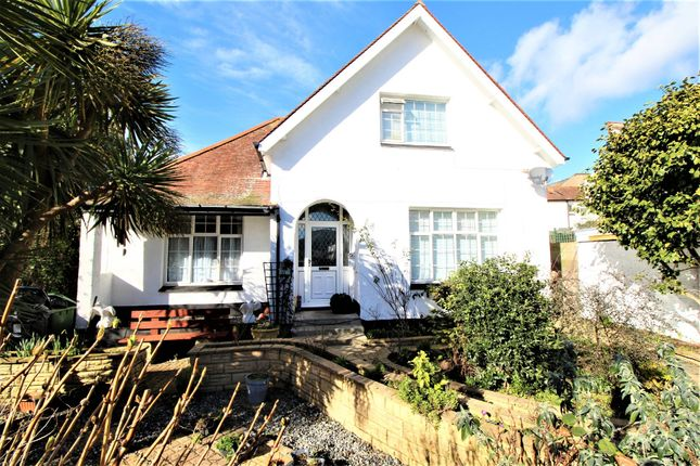 Thumbnail Detached house for sale in Eugene Road, Paignton