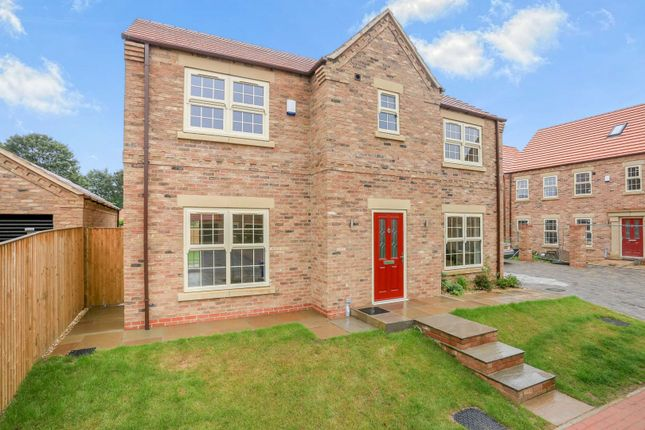 4 bed detached house for sale in Hazelwood Gardens, Edenthorpe Doncaster DN3