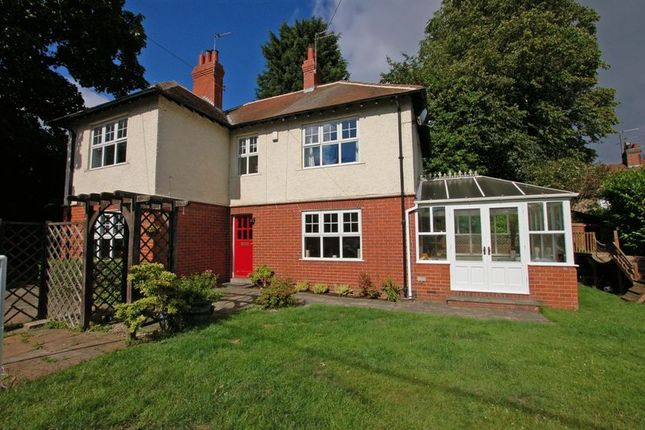Thumbnail Detached house for sale in North Road, Ponteland, Newcastle Upon Tyne