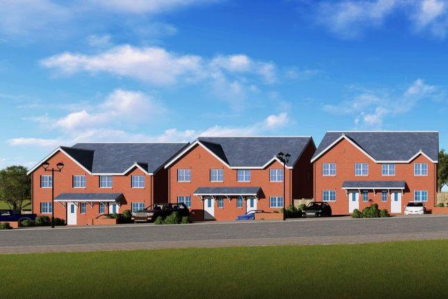 Thumbnail Semi-detached house for sale in Saracen Road, Meir, Stoke On Trent