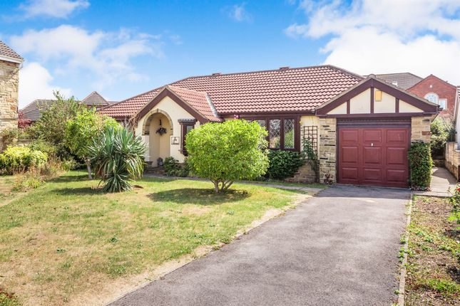 Thumbnail Detached bungalow for sale in High Meadows, Walton, Wakefield
