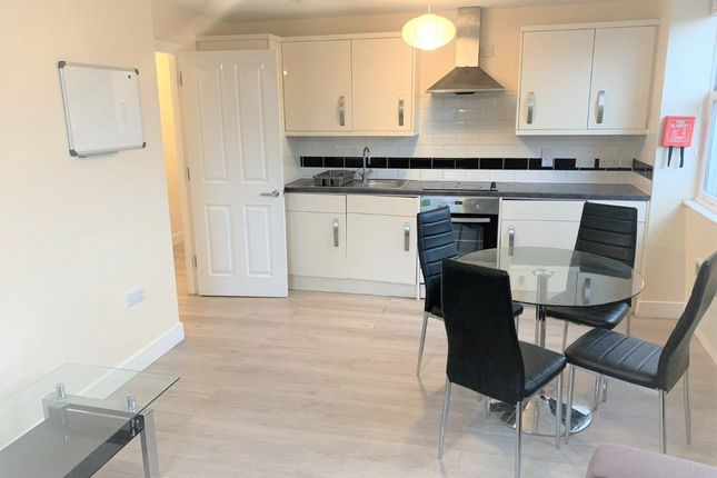 Thumbnail Flat to rent in Holloway Road, London