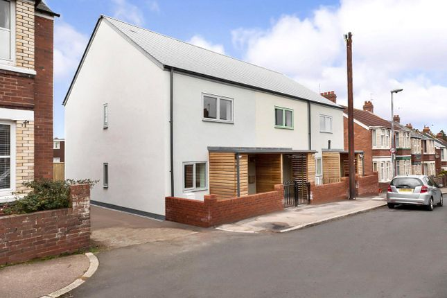 Thumbnail Terraced house for sale in Anthony Road, Exeter
