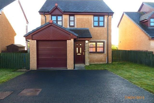 Thumbnail Detached house to rent in Castledyke Drive, Carstairs, Lanark