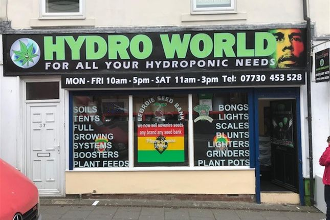 Thumbnail Commercial property for sale in A Popular Supplier Of Hydroponics Equipment NE29, Tyne And Wear