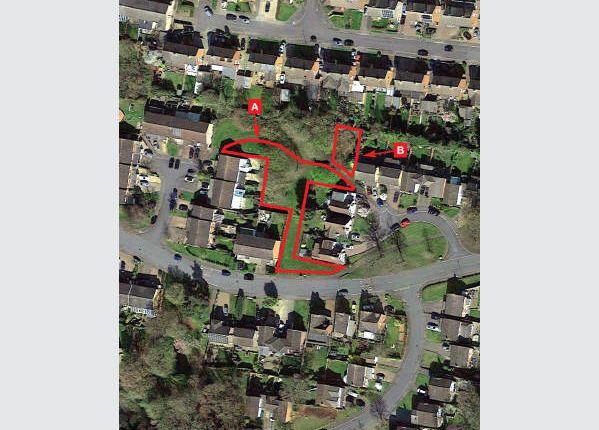 Thumbnail Land for sale in Plot B, Off Wolf Lane, Berkshire