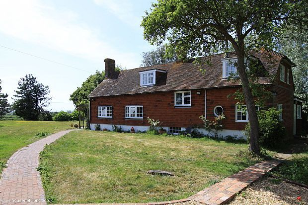 Thumbnail Detached house for sale in Mark Cross Lane, Ripe, Lewes, East Sussex