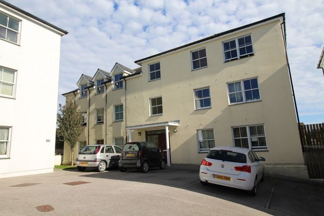 Thumbnail Flat to rent in Jadeana Court, St. Austell
