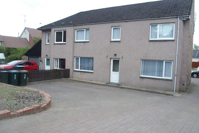 Thumbnail Semi-detached house for sale in Wellbank Place, High Street, Rattray, Blairgowrie, Perthshire