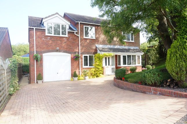 Thumbnail Detached house for sale in Station Road, Telford