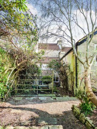 Rear Garden of Park Lane, Bath BA1