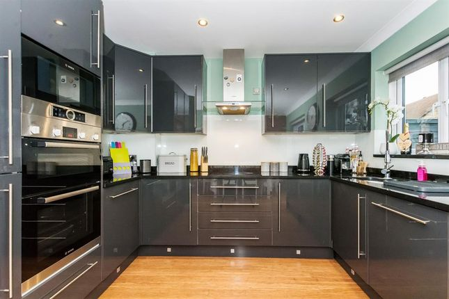 Thumbnail Terraced house for sale in Knights Manor Way, Dartford, Kent