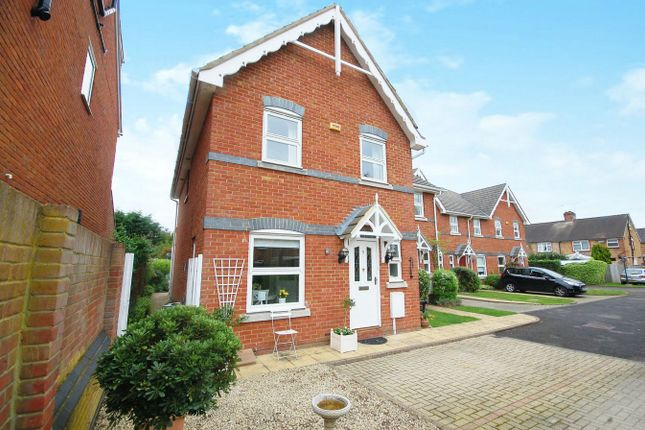 Thumbnail End terrace house for sale in Valery Place, Hampton