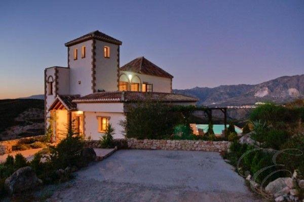 3 bed villa for sale in Lecrin, Granada, Andalusia, Spain