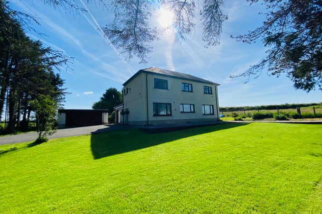 Thumbnail Detached house for sale in Rhos Cairn, Five Roads