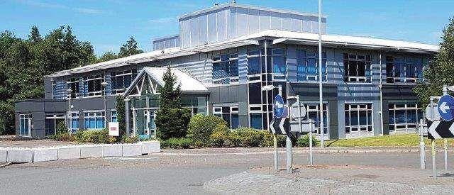 Thumbnail Office for sale in Calder House & Lanark Court, Tannochside Business Park, Ellismuir Way, Uddingston