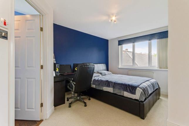 Master Bedroom of Duntiglennan Road, Clydebank, West Dunbartonshire G81
