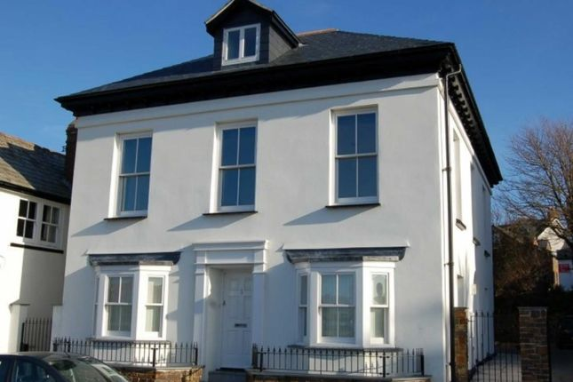 Thumbnail 2 bed flat for sale in Strand, Bude