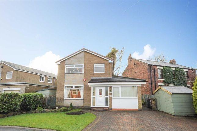Thumbnail Detached house for sale in Sutton Lane, Adlington, Chorley