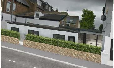Thumbnail Land for sale in Talbot Road, Isleworth