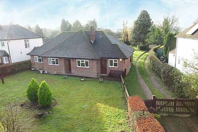 Thumbnail Detached house for sale in Church Road, Little Berkhamsted
