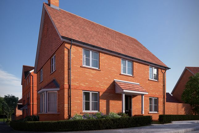 """Thumbnail Detached house for sale in """"The Mulberry"""" at Brimblecombe Close, Wokingham"""