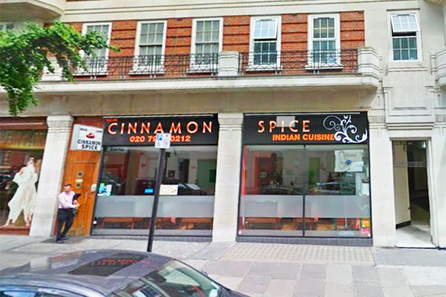 Thumbnail Restaurant/cafe to let in Glenworth Street, Marylebone, London