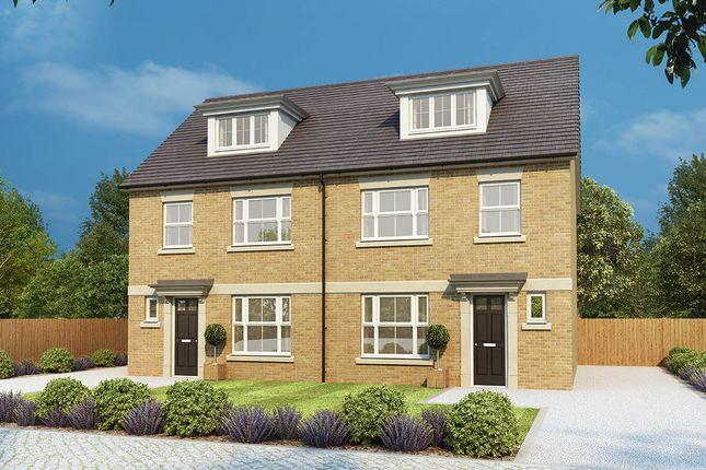 Thumbnail Semi-detached house for sale in Ninelands Lane, Garforth, Leeds