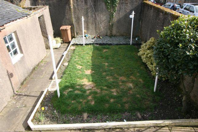 Garden of Main Door Flat, 2 Barend Street, Millport, Isle Of Cumbrae KA28