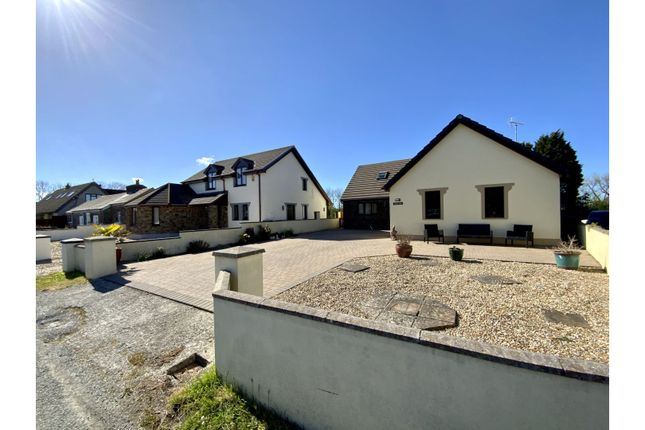 Thumbnail Detached bungalow for sale in Cold Inn, Kilgetty