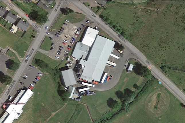 Thumbnail Industrial for sale in Littlemill Road, Drongan, Ayr