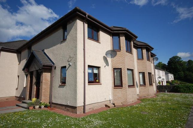 Thumbnail Flat to rent in Pine Grove, Crosslee, Johnstone