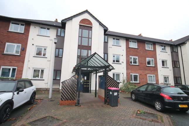 Thumbnail Flat to rent in Canterbury Gardens, Salford