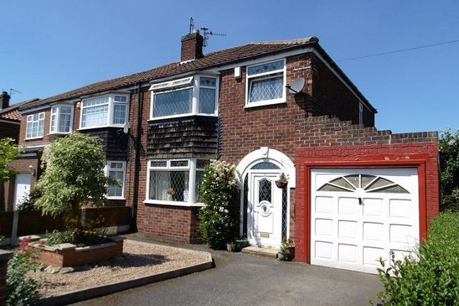 Thumbnail Semi-detached house for sale in St Oswalds Drive, Edenthorpe, Doncaster