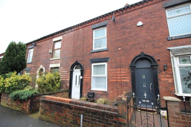 Thumbnail Terraced house to rent in Stamford Road, Oldham