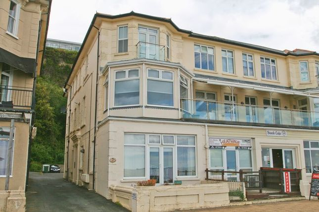 Thumbnail Flat to rent in Esplanade, Shanklin