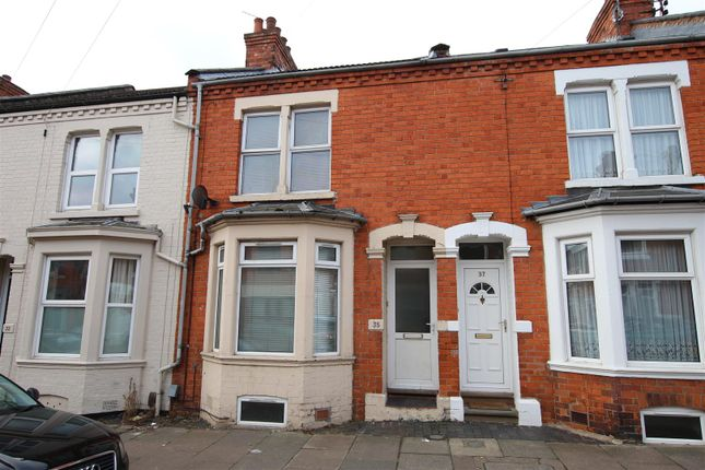 Thumbnail Terraced House To Rent In Allen Road Abington Northampton