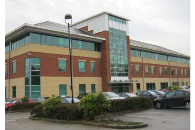 Thumbnail Office for sale in Arpley House, 110, Birchwood Boulevard, Warrington, Cheshire, UK