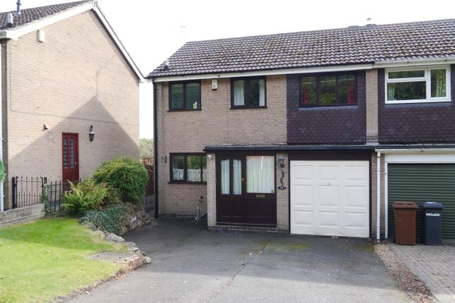 Thumbnail Semi-detached house to rent in Station Road, Stanley, Ilkeston